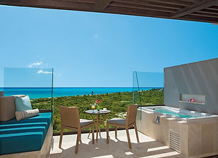 DREPM-Junior Suite Ocean View & Preferre