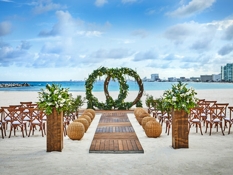 TOP 5 DESTINATION WEDDING RESORTS FOR 2021