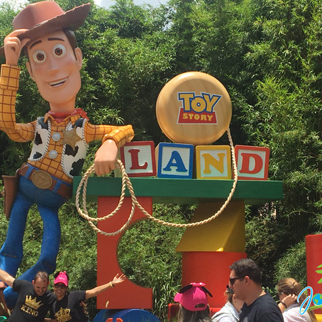 Want to play at Disney's Hollywood Studios Toy Story Land?