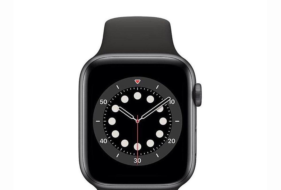 Apple Watch Series 6 44mm Aluminum Case Sport Band GPS