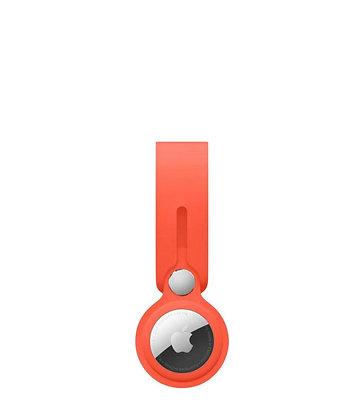 כיסוי מקורי ל AirTag לולאה בצבעים אלקטרוני סיליקון AirTag Loop