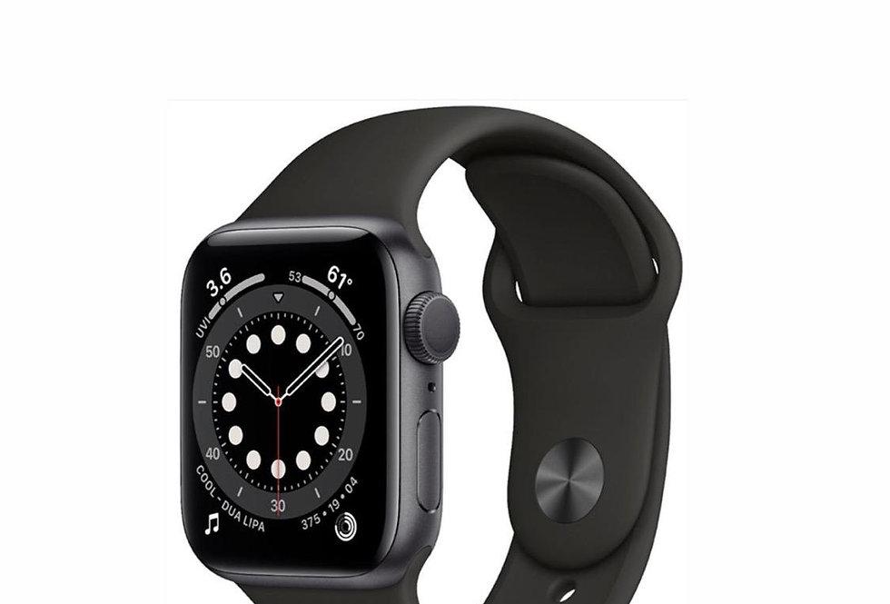 Apple Watch Series 6 40mm Aluminum Case Sport Band GPS