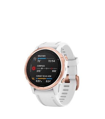 שעון ספורט Garmin Fenix 6S Pro