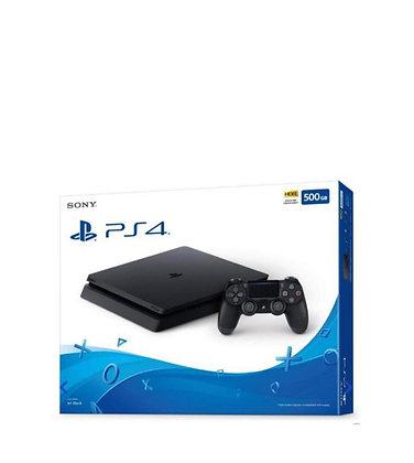 קונסולת  Playstation 4 Slim 500GB