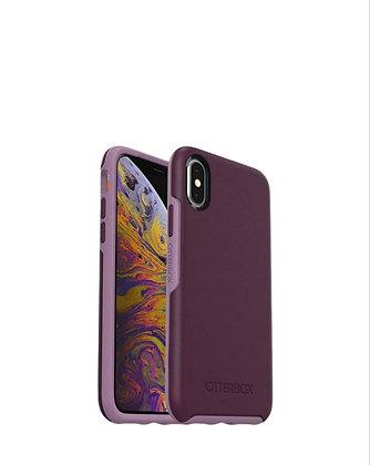 מגן כיסוי OtterBox Symmetry בצבעים לאייפון X/XS הכיסוי החזק בעולם