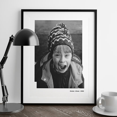 Home Alone Art Print