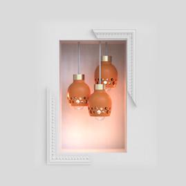 JETM Indoor lamp Tulp