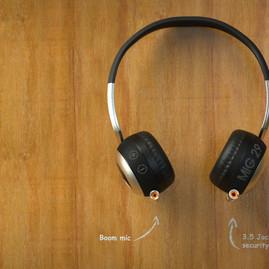 MIG29 Headphones