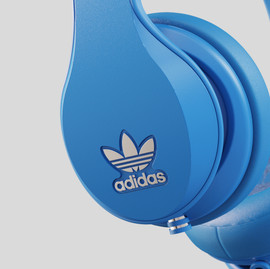 Adidas Monster Over Ear Headphones