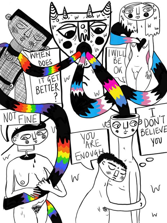 You're enough
