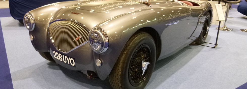 Austin Healey Cape Works Special