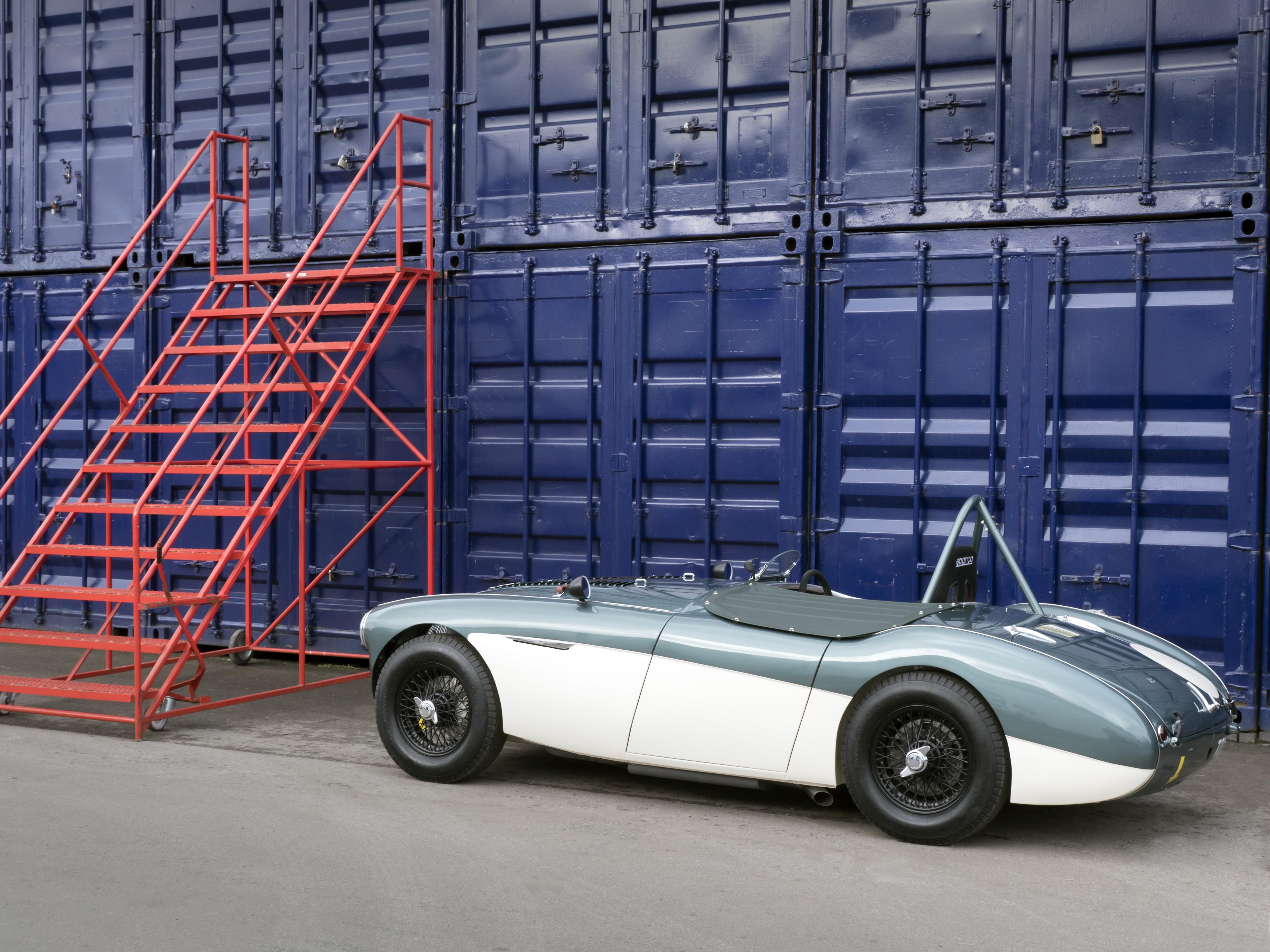 Austin Healey Race Car