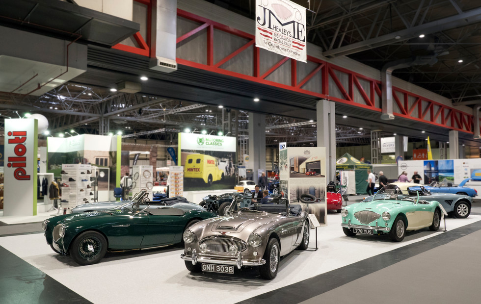 NEC Classic Motor Show 2018
