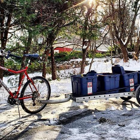 Winter ride | Justin Bondesen