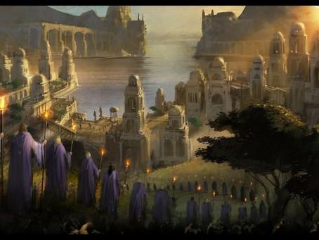 Valinor'a Giden Son Gemi