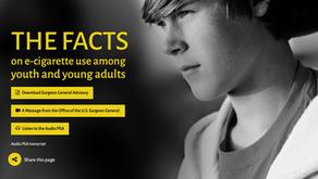 Know the risks: E-cigarettes