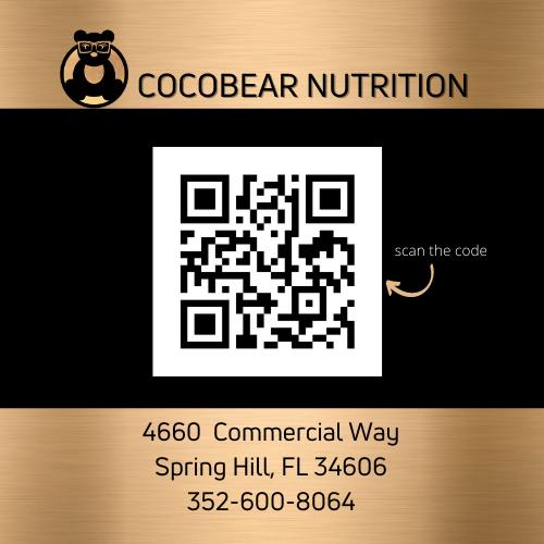 Cocobear nutrition business card back.pn