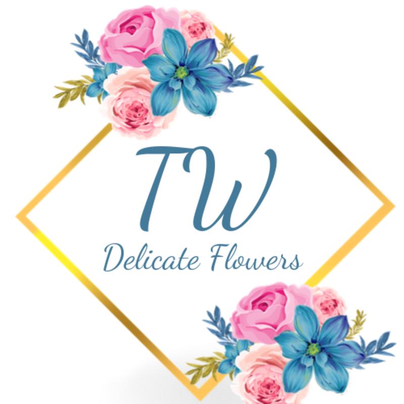 TW DELICATE FLOWERS