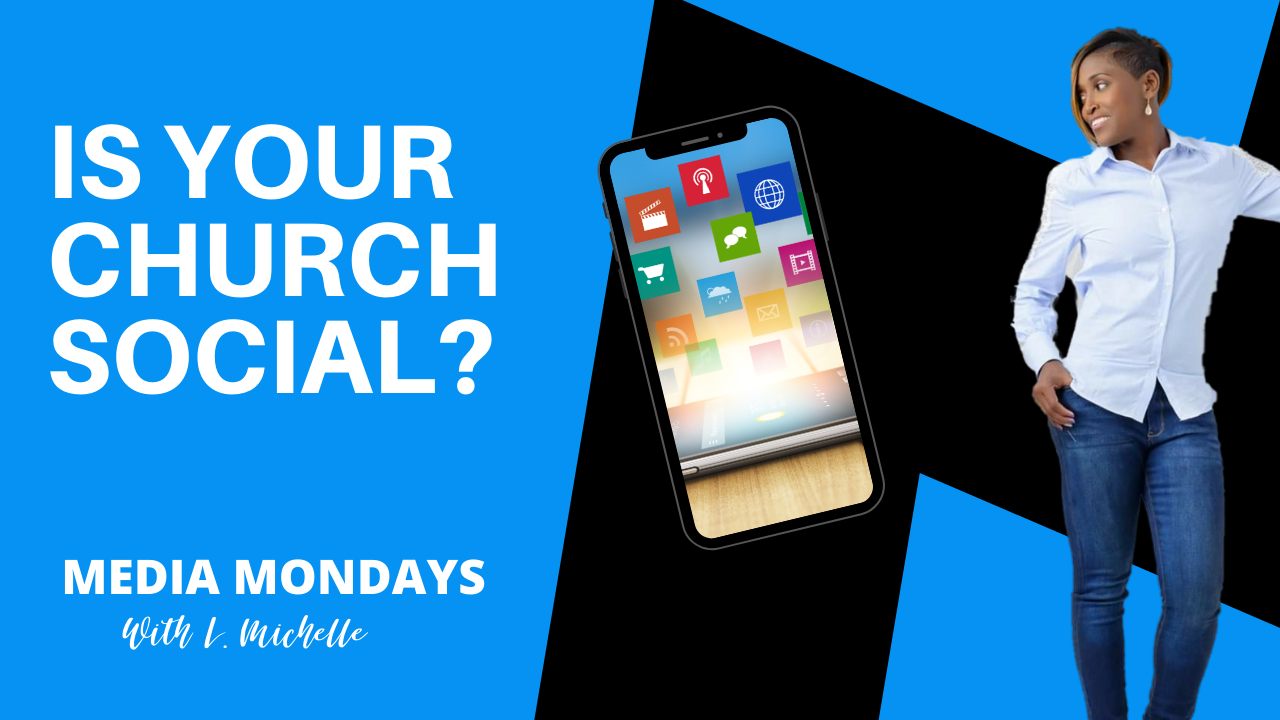 Is your church on social media_