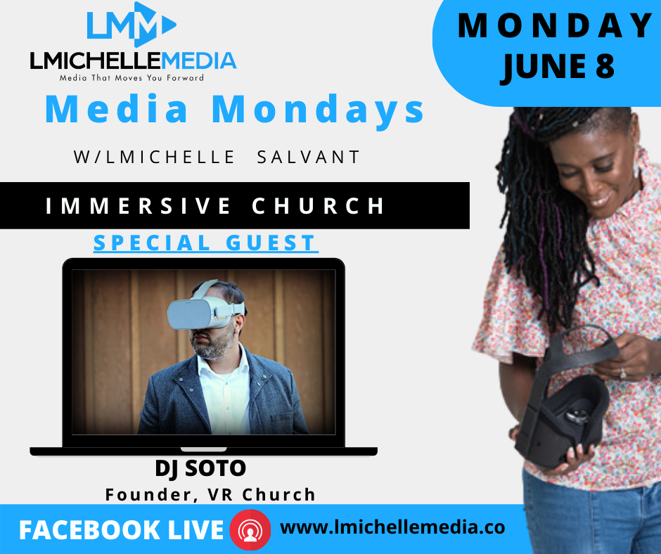 Media Mondays Flyer three