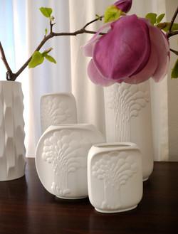 Relief Vases