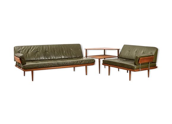 Peter Hvidt & Orla Mølgaard-NielsenTeakMinerva Living Room Set