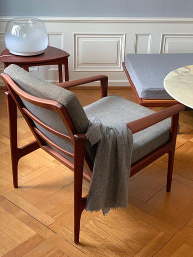 IB Kofod- Larsen for Selig Easy Chair
