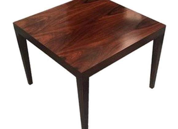 Severin Hansen Teak Side Table for Haslev