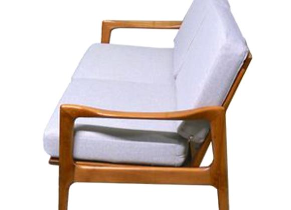 Beech Two-Seater Sofa