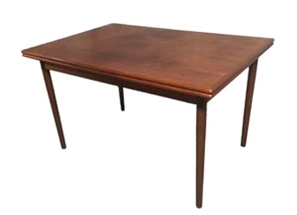 Niels O. Møller Extendable Teak Dining Table