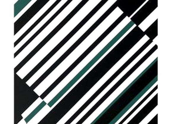 Günter Fruhtrunk Screenprint for Panderma Edition