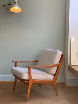 Danish Easy Chair