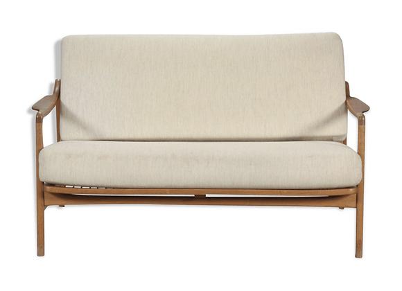 Tove & Edvard Kindt-Larsen FD 117/2 Sofa