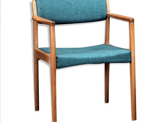 H. W. Klein  Oak Armchair for Bramin