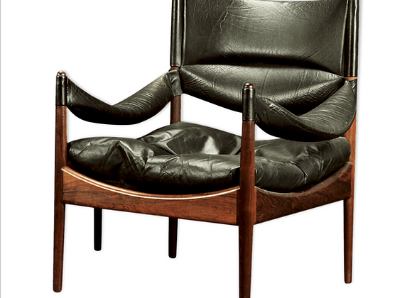 Kristian Vedel Rosewood Loungechair