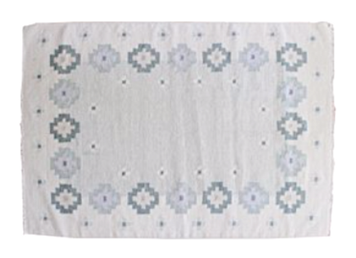 Swedish Rölakan Flat Wave Carpet