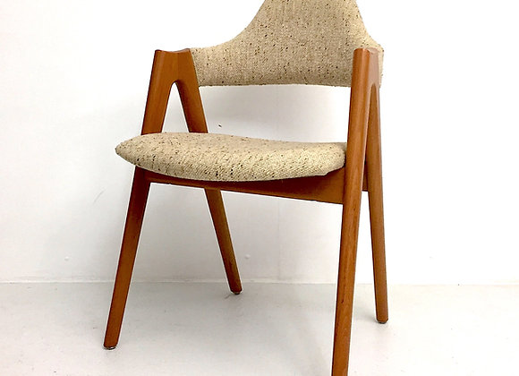 Kai Kristiansen Teak Chair Model Compass
