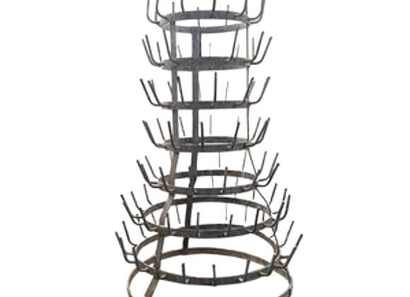 Metal Bottle Rack