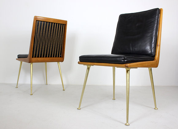 Boomerang Easy Chairs by Hans Mitzlaff