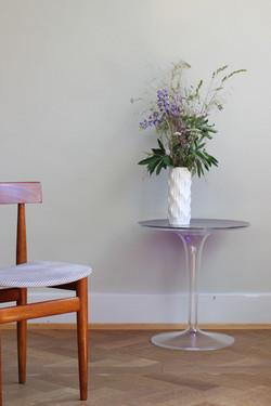 Purple Tulip Table