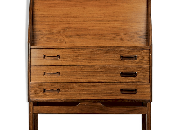 Rosewood Secretaire from Dyrlund