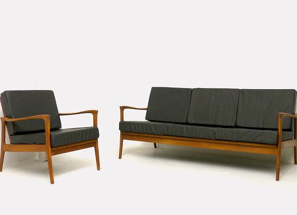 Teak Lounge Set Arne Vodder Style