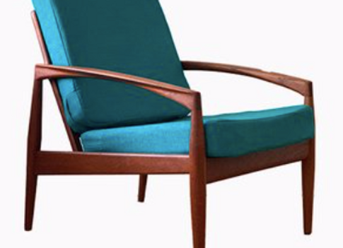 Kai Kristiansen Paper Knife Teak Easy Chair