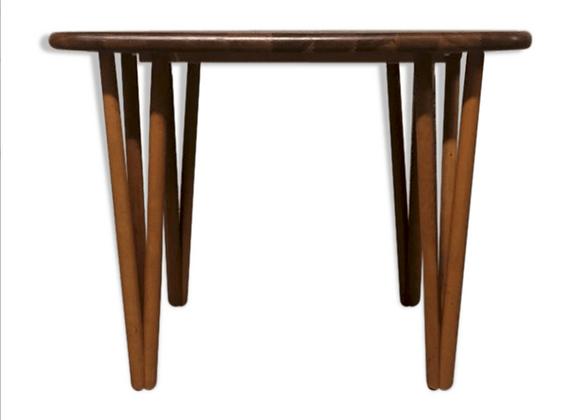 Severin Hansen Teak Coffee Table, 1960s
