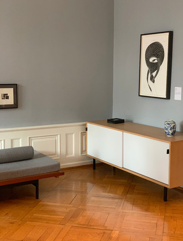 Florence Knoll Bassett for Knoll International, early edition