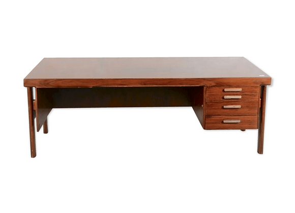 Arne Vodder Rosewood Desk No 234
