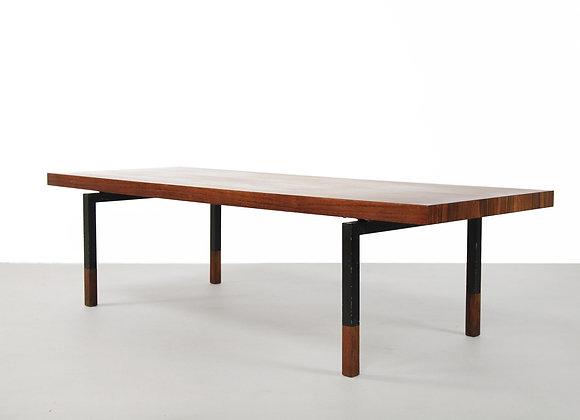 Johannes Aasbjerg Palisander Coffee Table for Illums Bolighus