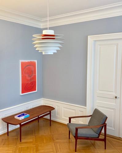IB Kofod-Larsen for Selig Easy Chair