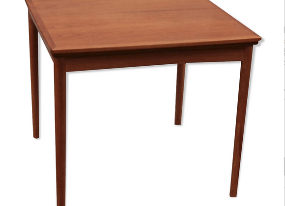 Poul Hundevad Extendeable Teak Dining Table