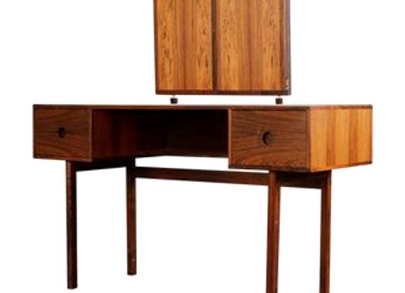Aksel Kjærsgaard Palisander Vanity Table Desk